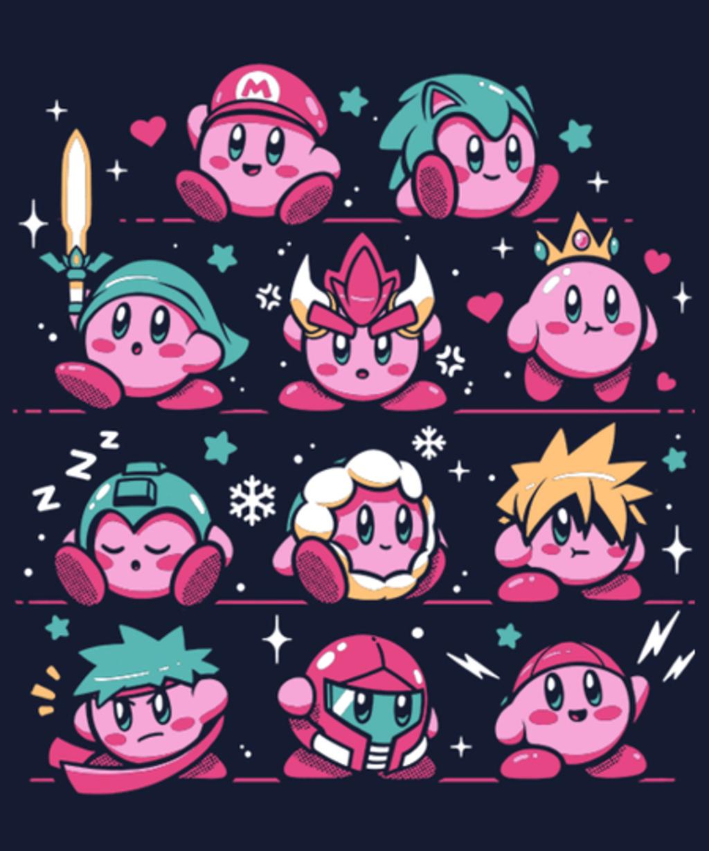Qwertee: Pink Warriors