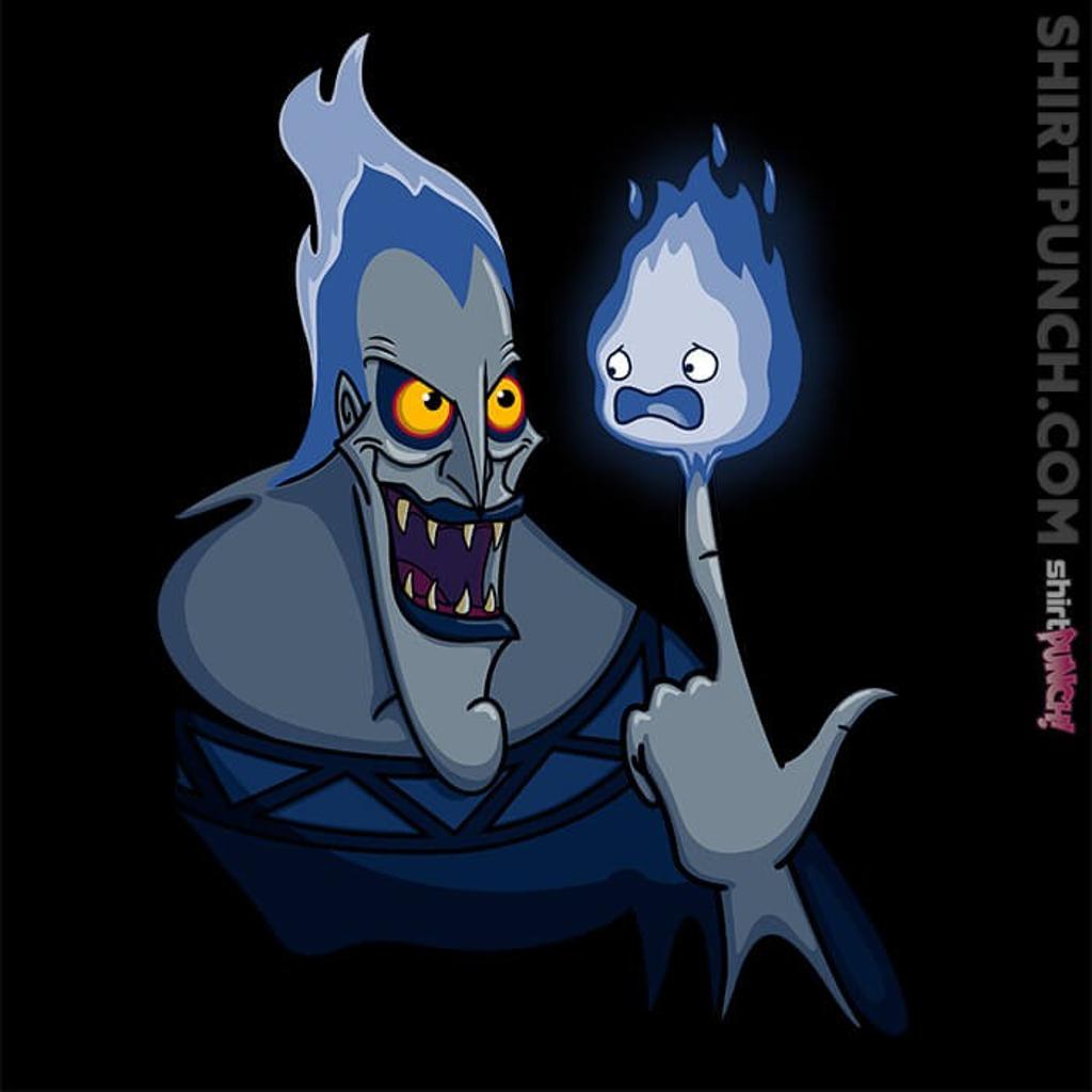 ShirtPunch: Finger Flame
