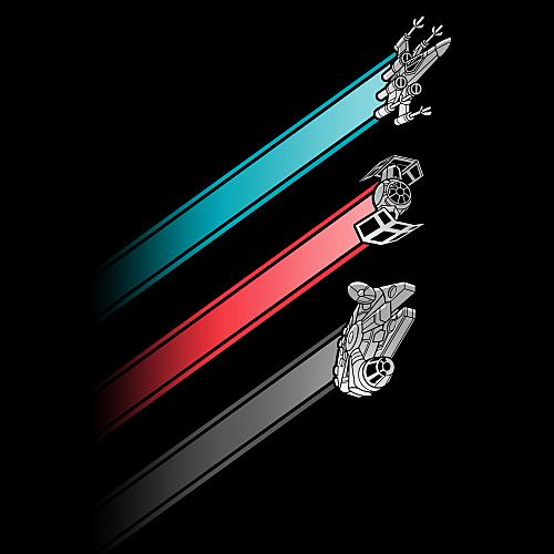 TeeTurtle: Racing Stripes