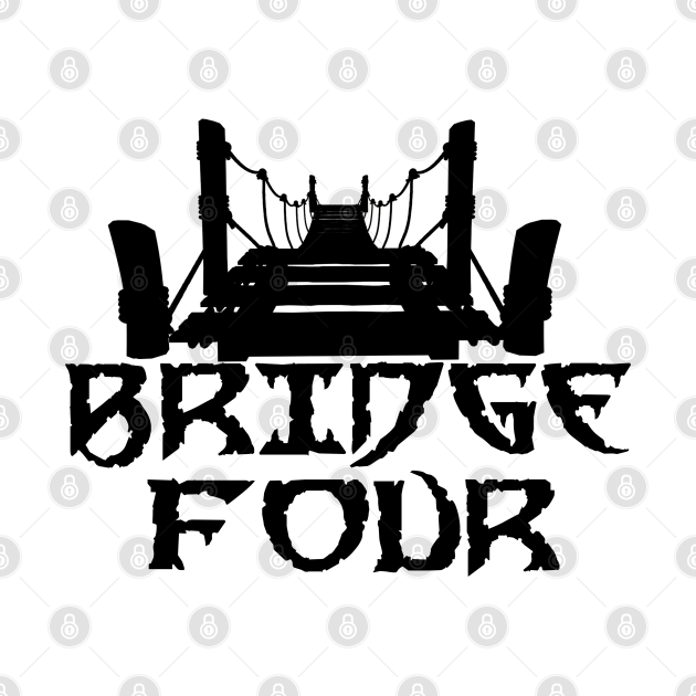 TeePublic: Bridge 4 - Stormlight