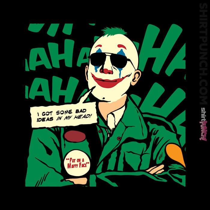 ShirtPunch: Taxi Joker
