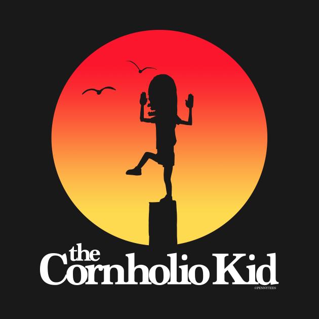 TeePublic: The Cornholio Kid