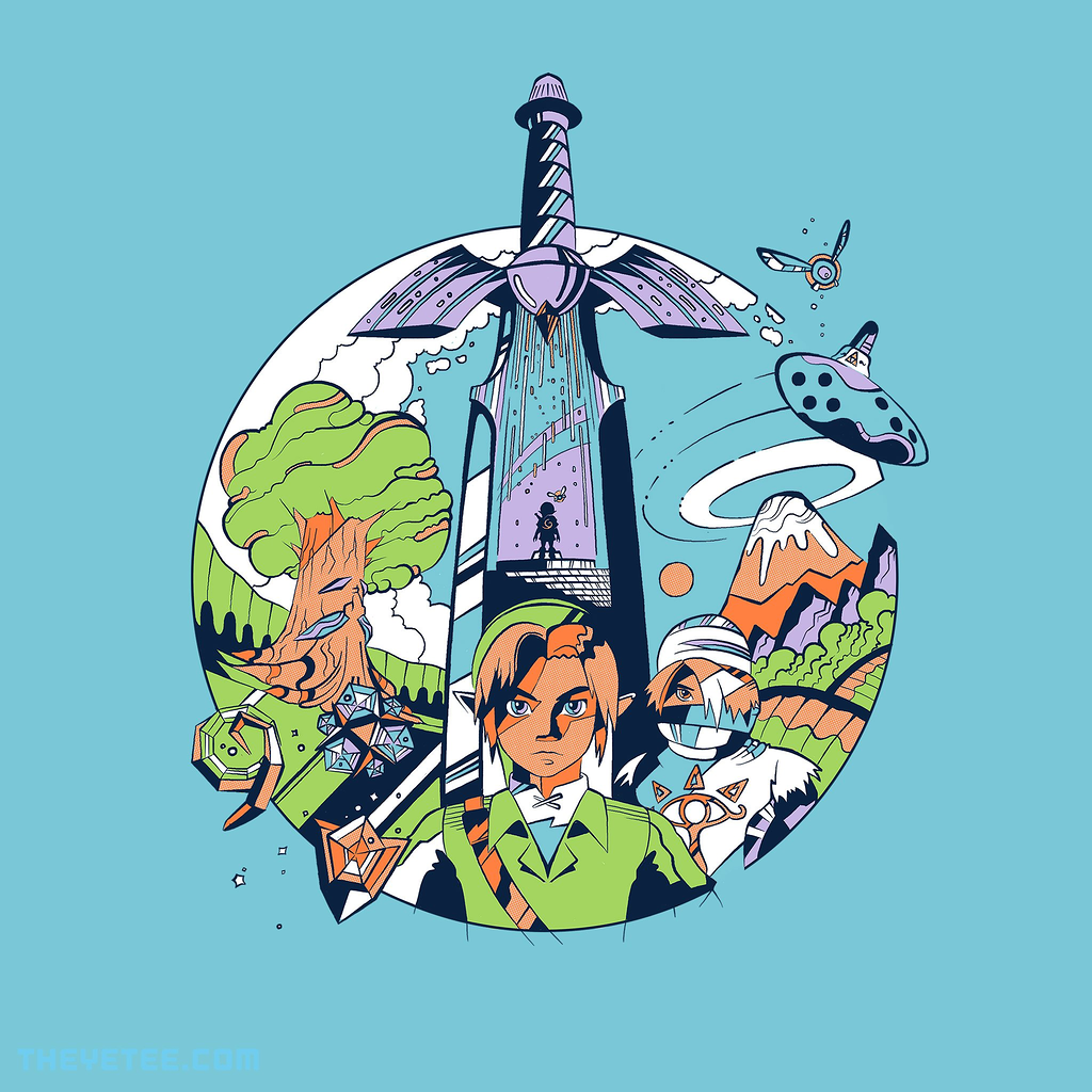 The Yetee: Time's Hero