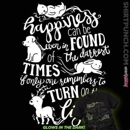 ShirtPunch: Spirit Animals