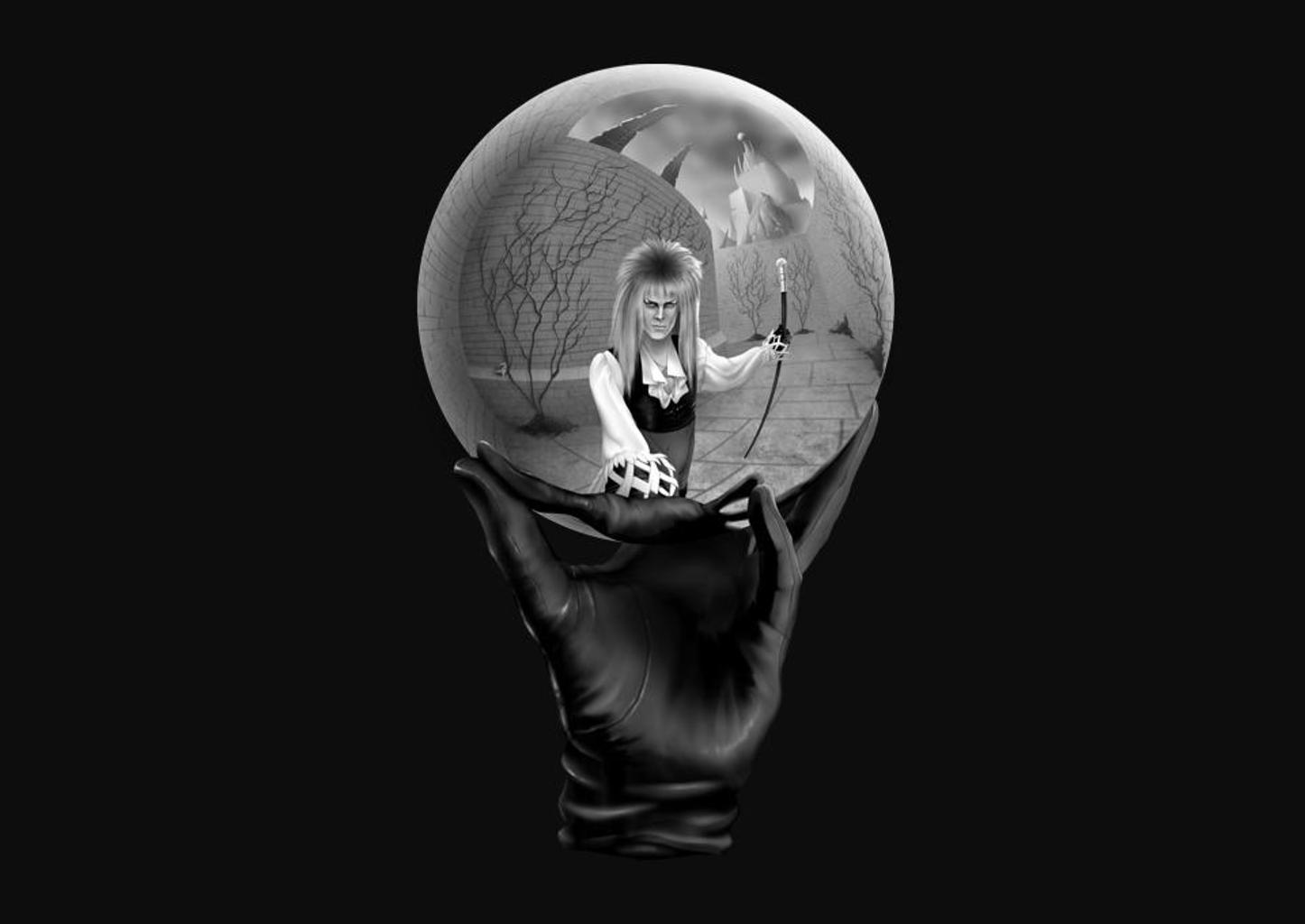 TeeFury: Reflecting Crystal Sphere
