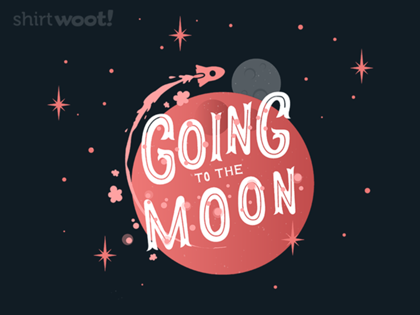 Woot!: Going to the Moon