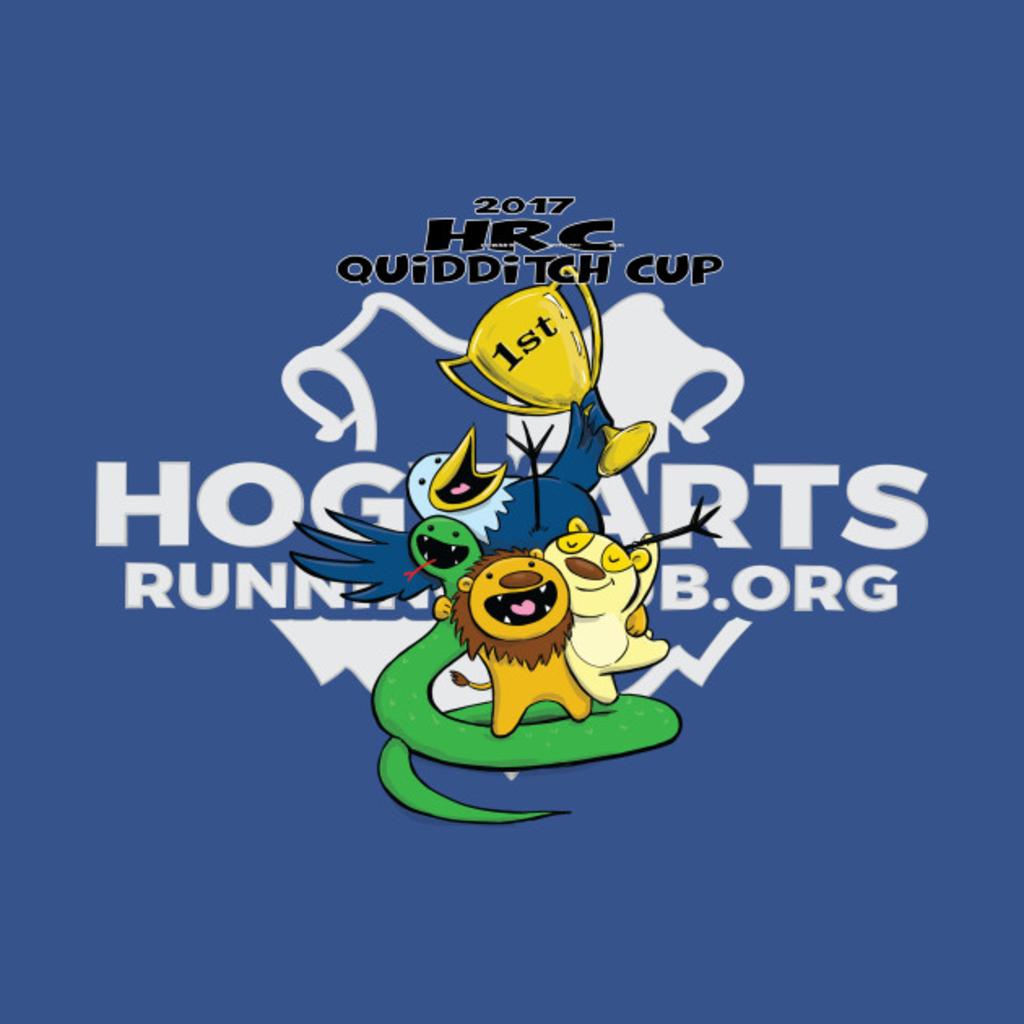 TeePublic: 2017 Quidditch Cup Champions