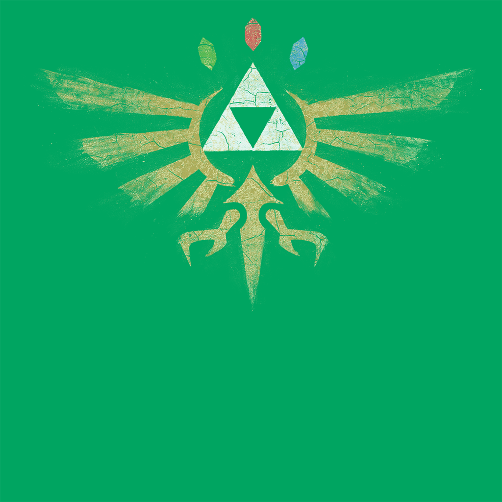 Pop-Up Tee: True Hyrule Power