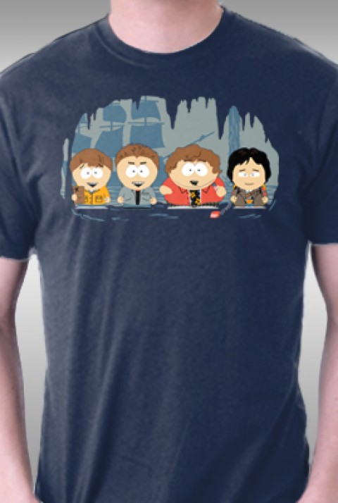 TeeFury: It's Our Park Down Here