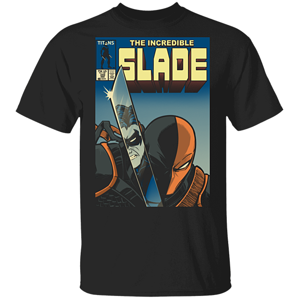 Pop-Up Tee: The Incredible Slade