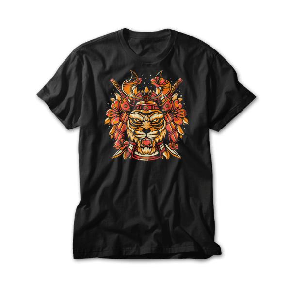 OtherTees: Samurai Tiger