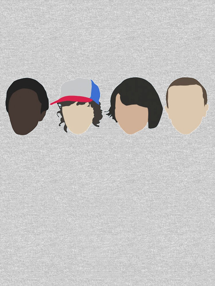 RedBubble: Stranger Things