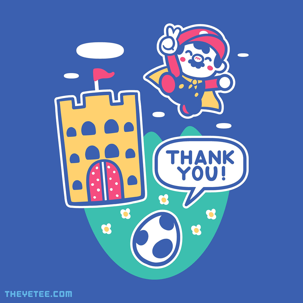 The Yetee: Thank You, Plumber
