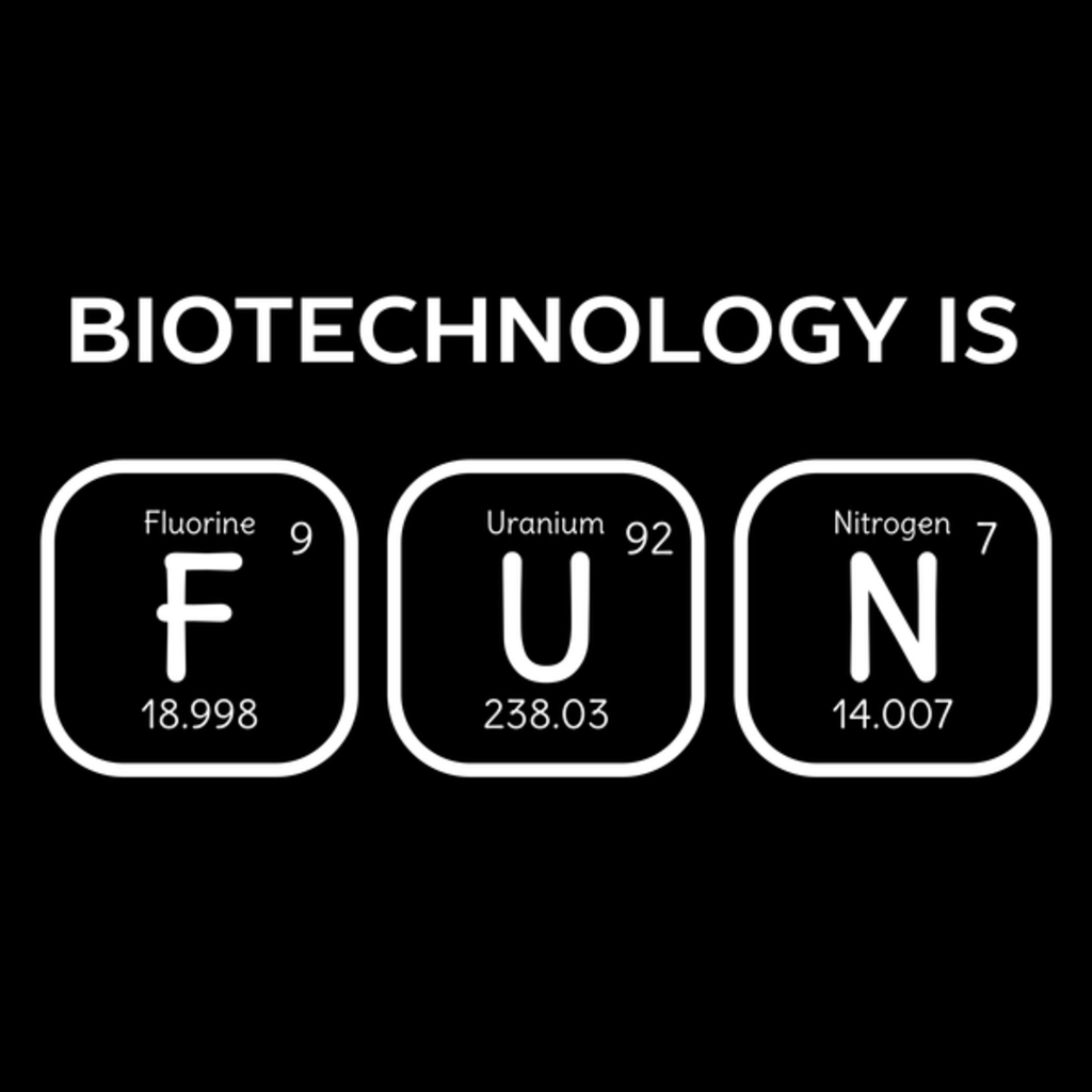 NeatoShop: Biotechnology Is Fun Periodic Table