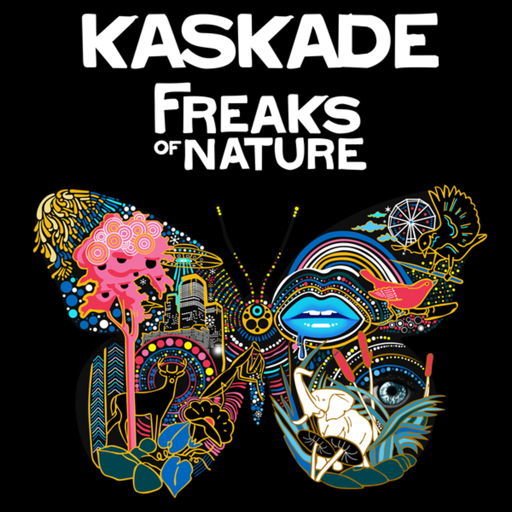 NeatoShop: Kaskade Freaks Of Nature
