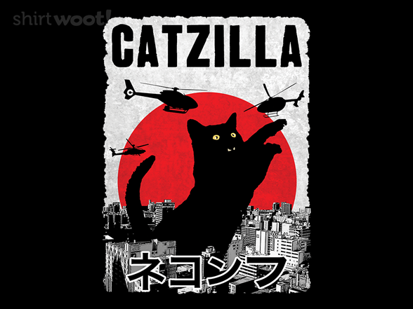 Woot!: Catzilla Attacks! Dark Remix