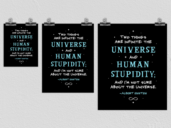 Woot!: Infinity of Stupid Poster