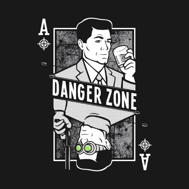 TeePublic: Danger Zone