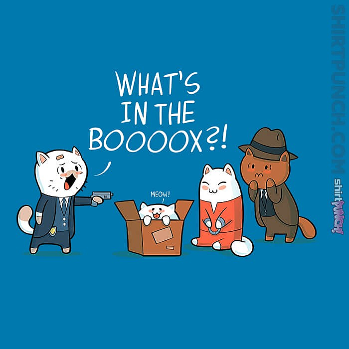ShirtPunch: What's In The Booox?
