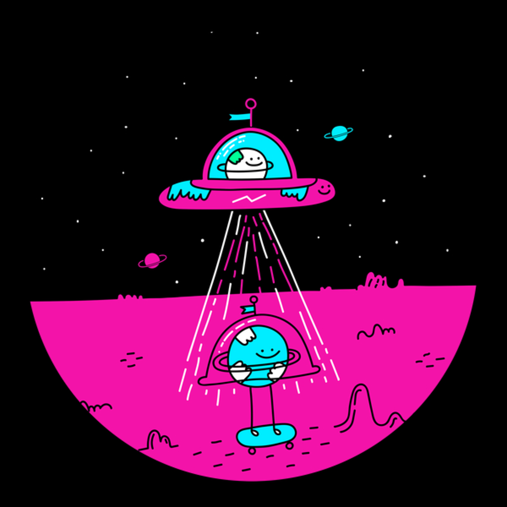 NeatoShop: UFO Friends