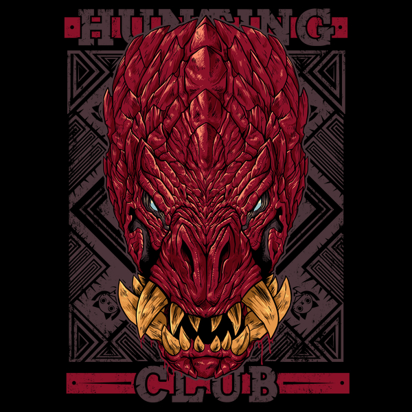NeatoShop: Hunting Club: Odogaron