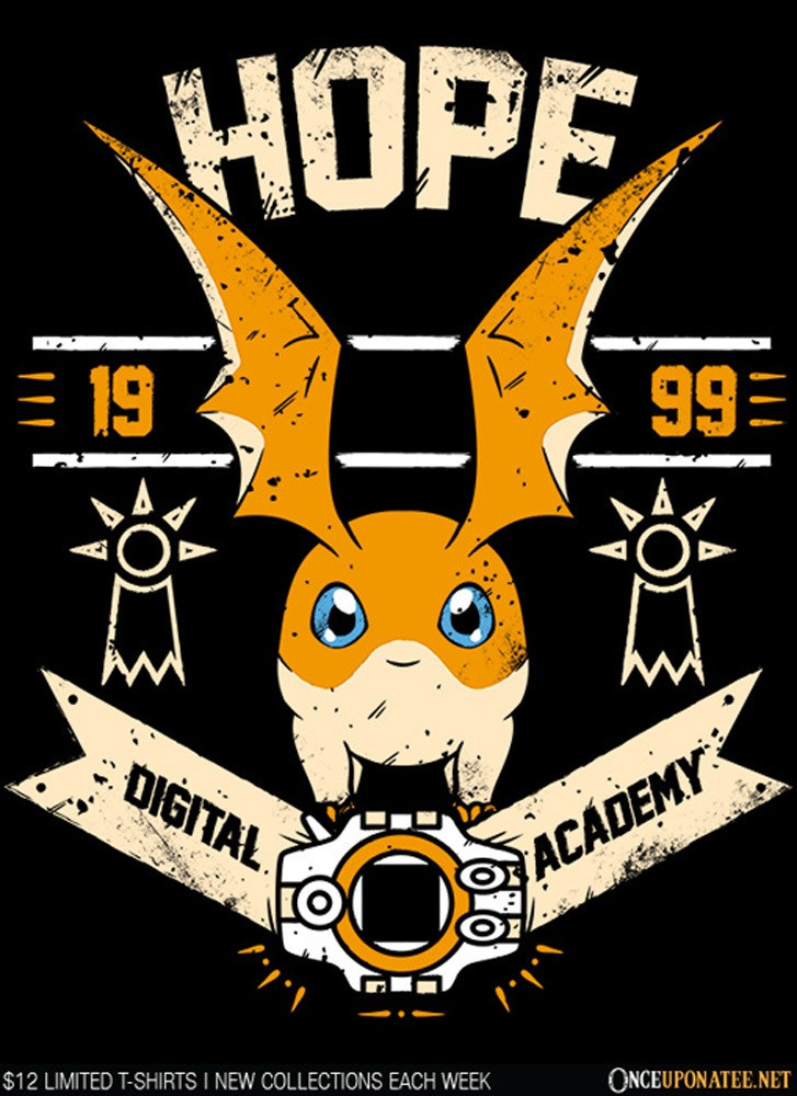 Once Upon a Tee: Hope Academy