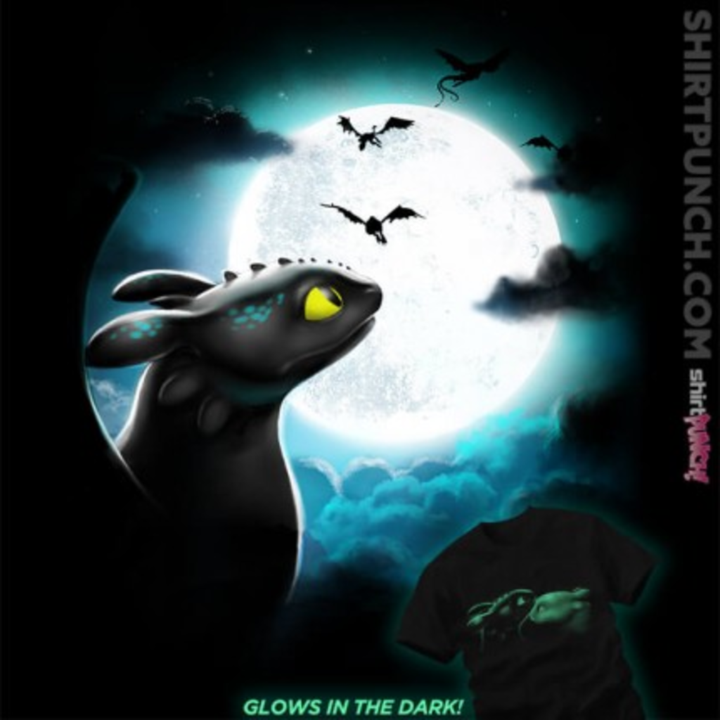 ShirtPunch: Dragon Moon