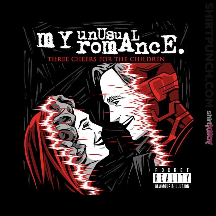 ShirtPunch: My Unusual Romance