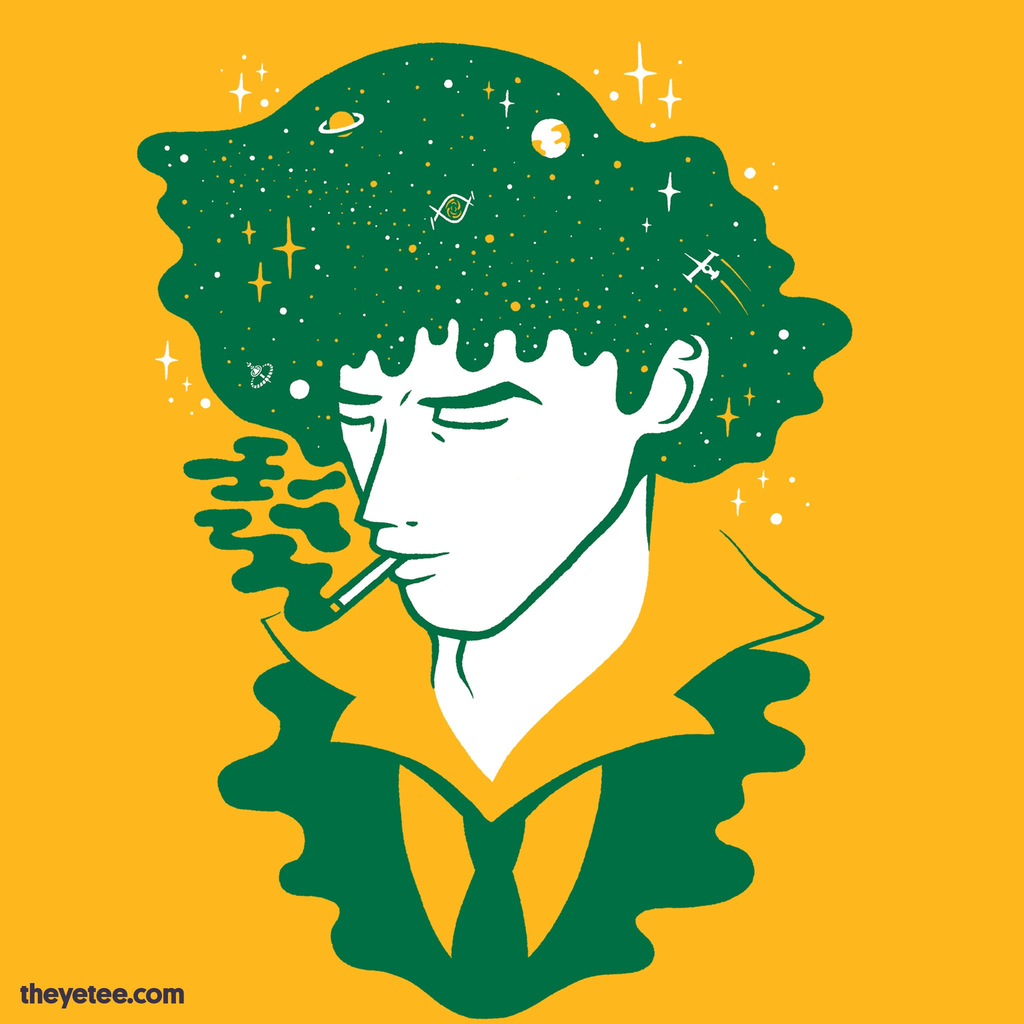 The Yetee: Space Cowboy (Psychedelic)