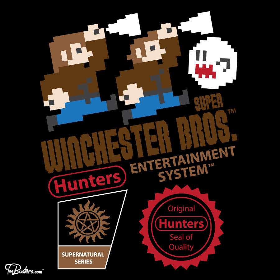 TeeBusters: Super Winchester Bros.