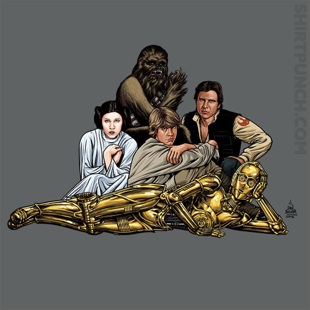 ShirtPunch: The Force Club