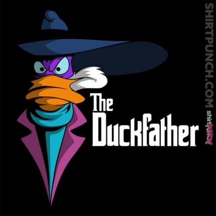 ShirtPunch: The Duckfather