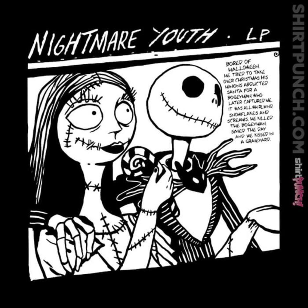 ShirtPunch: Nightmare Youth
