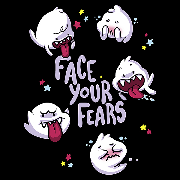 NeatoShop: Face Your Fears