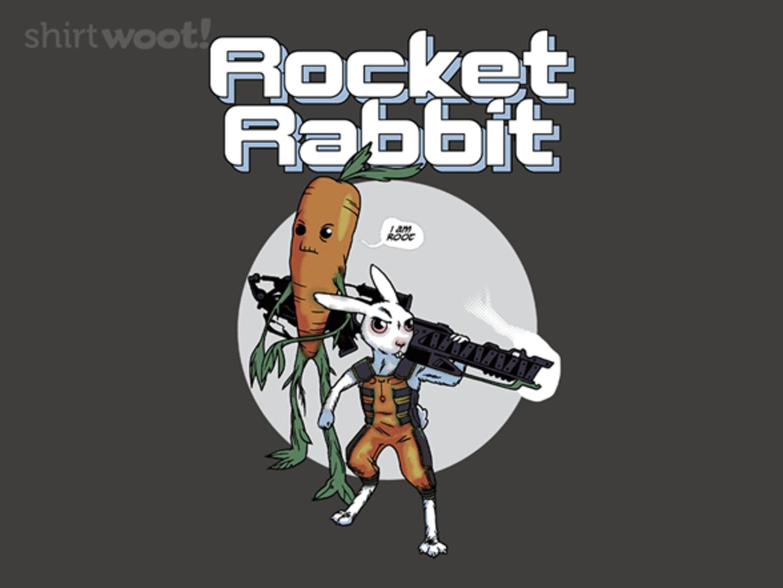 Woot!: Rocket Rabbit