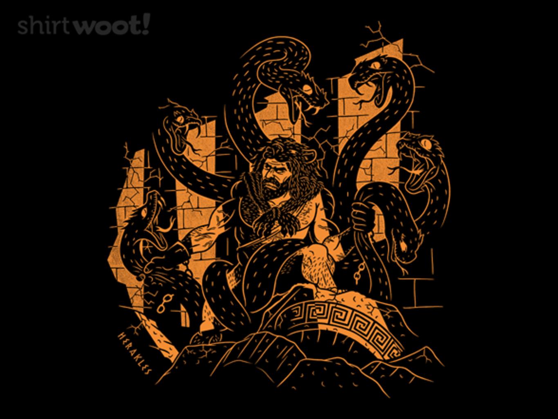Woot!: HERCULES