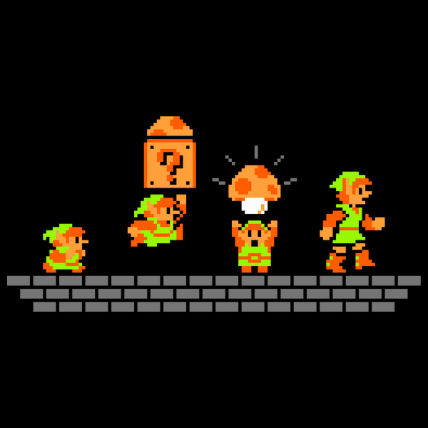 NeatoShop: Super Link Bros