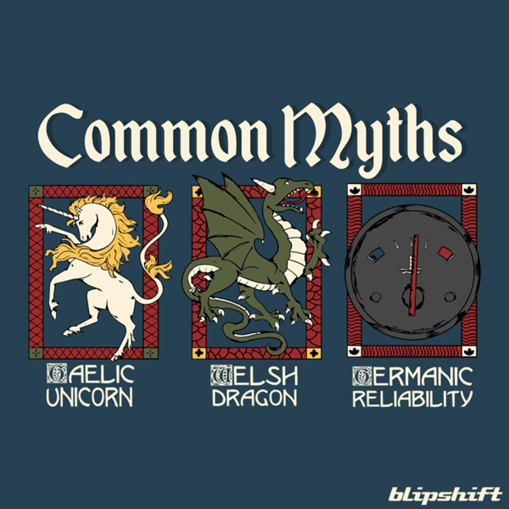 blipshift: Mythological