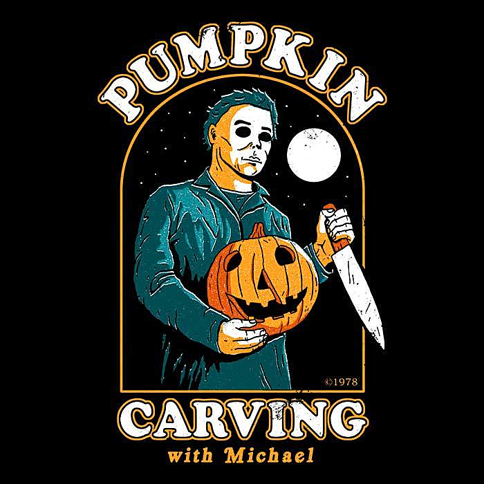 Once Upon a Tee: Carving with Michael