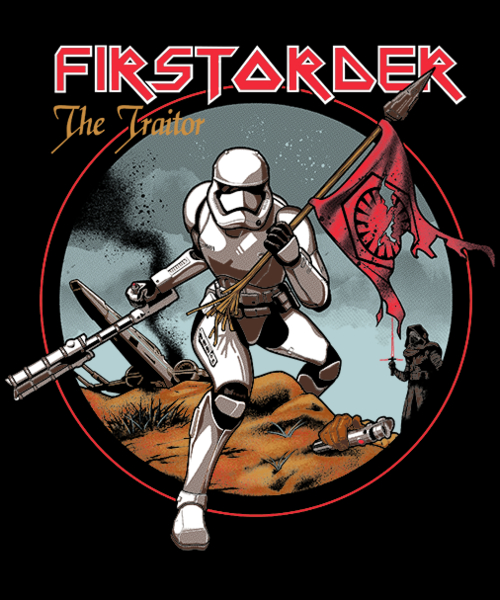 Qwertee: The Traitor