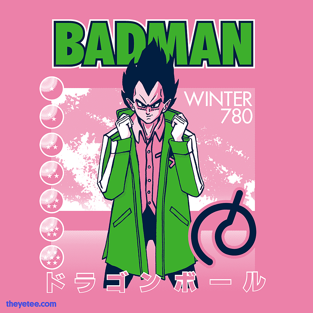 The Yetee: Badman Fashion