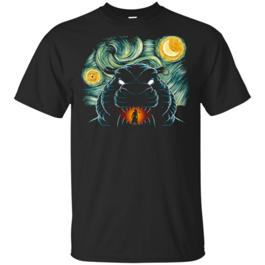 Pop-Up Tee: Starry Cave