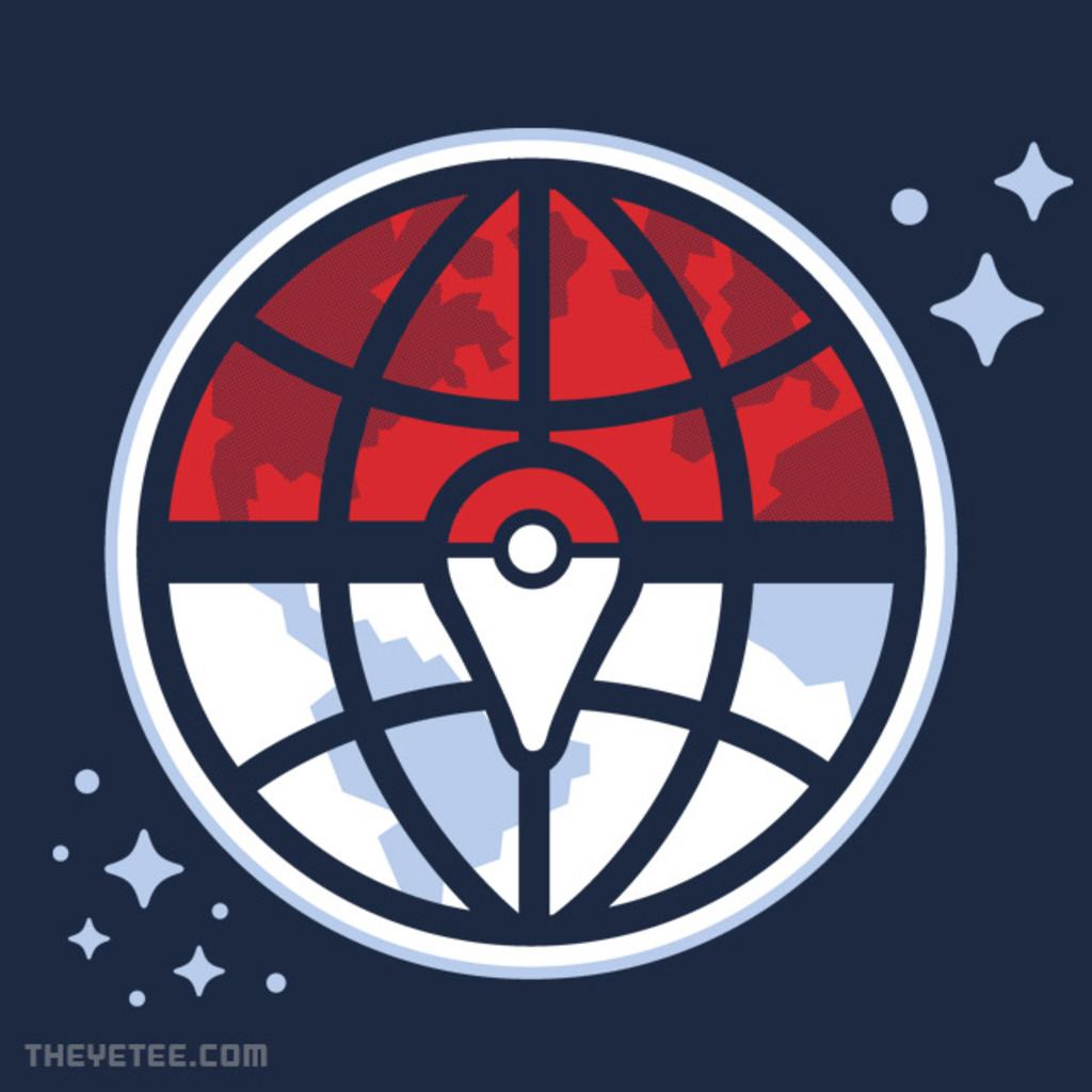 The Yetee: The World is My Gym
