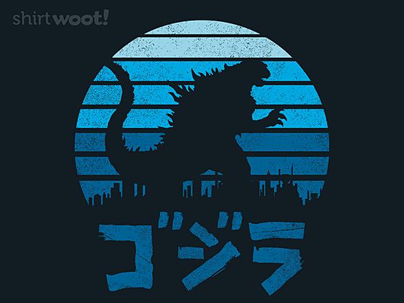 Woot!: Kaiju Sunset