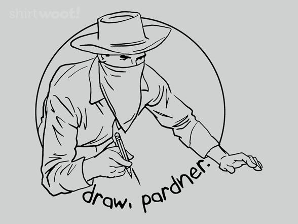 Woot!: Draw, Pardner