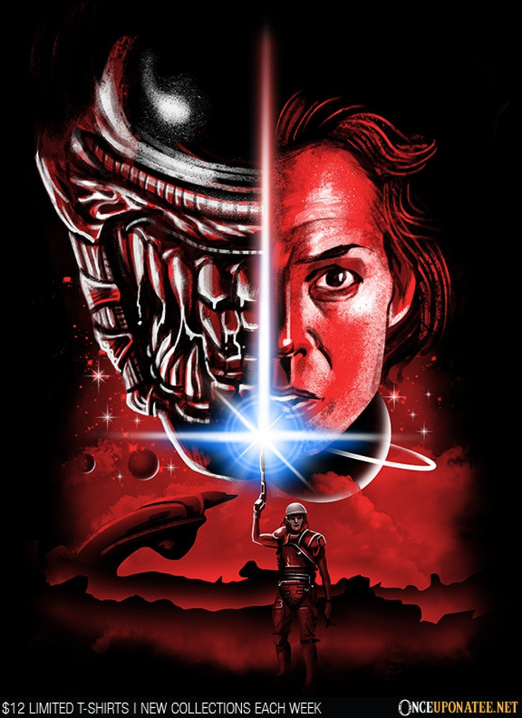 Once Upon a Tee: The Last Alien