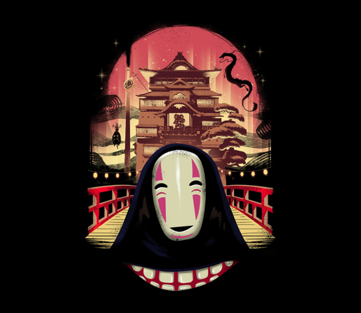 TeeFury: Welcome To The Magical Bath House
