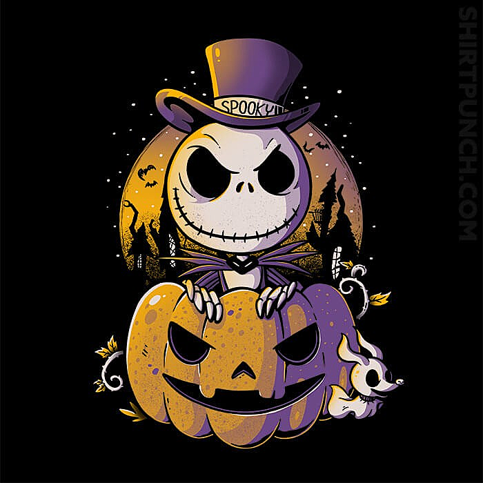 ShirtPunch: Spooky Jack