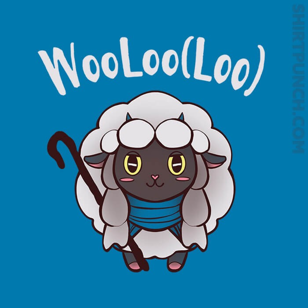 ShirtPunch: Age Of Wooloo