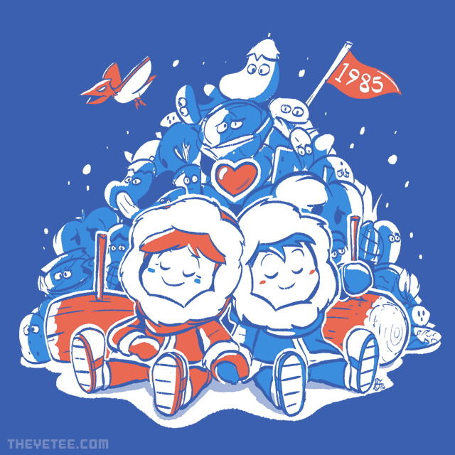 The Yetee: Mountain Conquerd